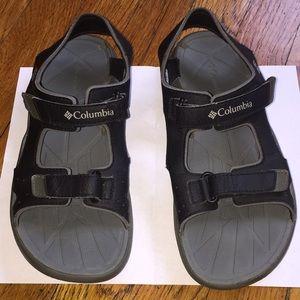 Sandals brand COLUMBIA